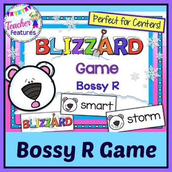 Bossy R (R Controlled Vowels): Polar Bear Game