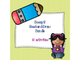 Bossy R Read-and-Draw Bundle! [10 activities]
