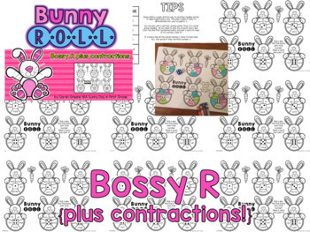 Bossy R Roll & Read Bundle!