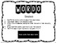 Bossy R: WORDO Game