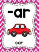 Bossy R Word Families Posters (R controlled vowels)