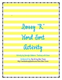 Bossy R Word Sort: -ar, -ir, -or, -ur