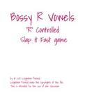 Bossy R Word games