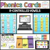 Bossy R (R-Controlled Vowels) Phonics