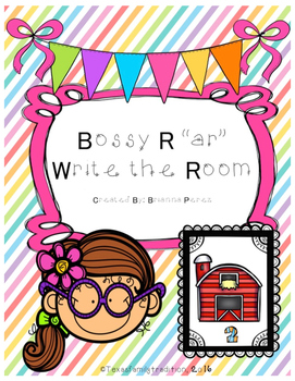 "Bossy R ""ar"" Write the Room"