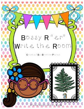 """Bossy R """"er"""" Write the Room"""