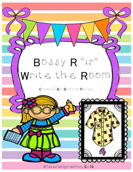"Bossy R ""ir"" Write the Room"
