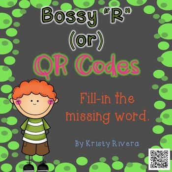 """Bossy """"R""""  (or)  QR Codes"""