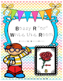 "Bossy R ""or"" Write the Room"
