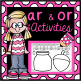 Bossy R or ar Activities