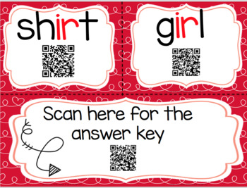 Bossy R with QR Codes (IR Only)