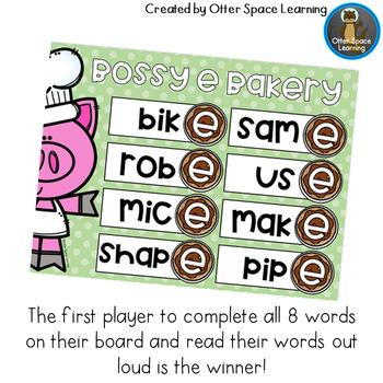 Bossy e Bakery Game