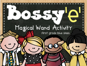 Bossy e Magical Wand Activity