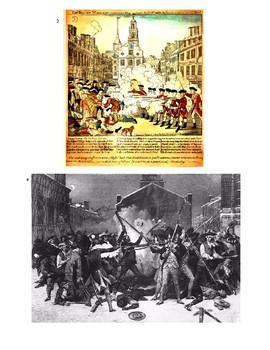 Boston Massacre Centers