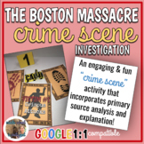 Boston Massacre - Crime Scene Investigation