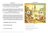 Boston Massacre - Differing Perspectives (Analysis and Writing)