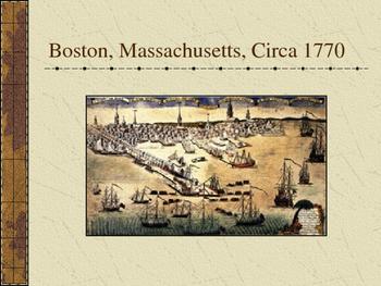 Boston Massacre PowerPoint
