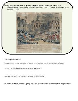 Boston Massacre: Primary Source Analysis