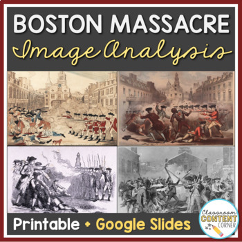 Boston Massacre Primary Source Document Analysis