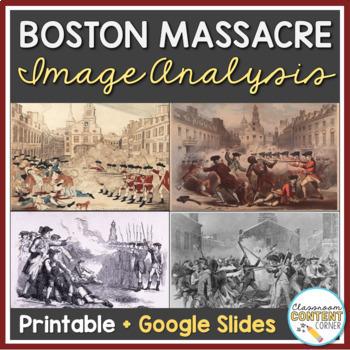 Boston Massacre Primary Source Document Analysis
