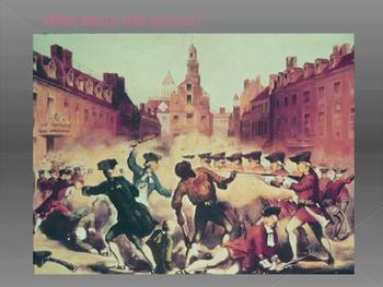 Boston Massacre Propaganda