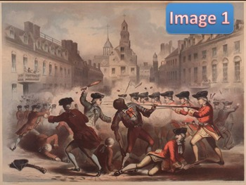 Boston Massacre & Propaganda