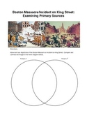Boston Massacre Virtual Museum Lesson Plan & Guided Notes