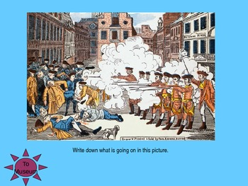 Boston Massacre Virtual Museum Presentation