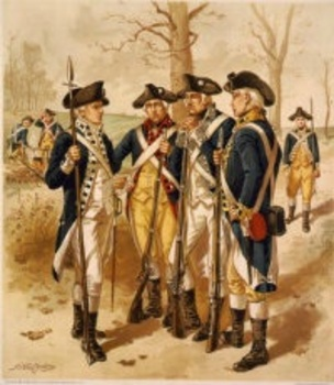 Boston Massacre letter from Captain Preston