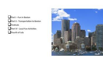 Boston PowerPoint