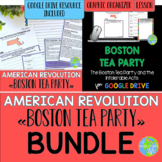 Boston Tea Party BUNDLE