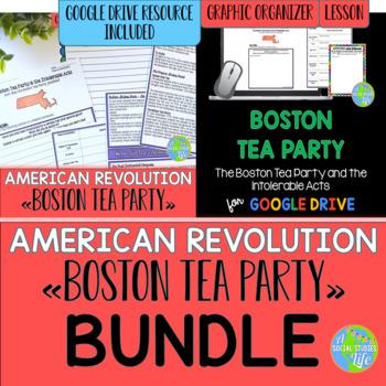 Boston Tea Party BUNDLE