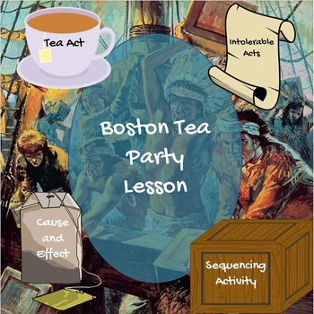 Boston Tea Party: Causes and Effects Lesson