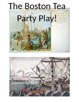 Boston Tea Party Play Script