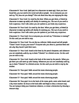 Boston Tea Party Reenactment & Lesson Plan