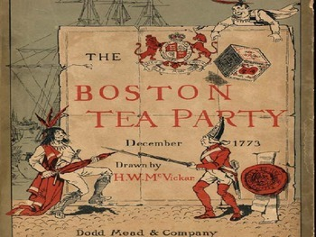 Boston Tea Party and Freedom Trail PPT
