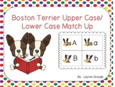 Boston Terrier ABC Match Up