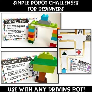 Bot Basics BUNDLE {Robotics for Beginners}