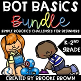 Bot Basics BUNDLE {Robotics for Beginners} - Hour of Code