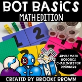 Bot Basics: MATH Edition {Robotics for Beginners}
