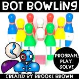 Bot Bowling {Robotics for Beginners}