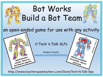 Bot Works Build a Bot Team