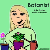 Botanist Poster - Discover Your Passions
