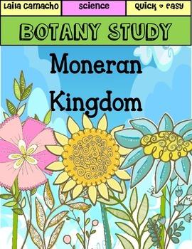 Botany: Moneran Kingdom