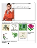 Botany, Plants Unit Homework