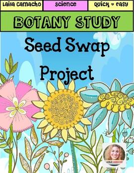 Botany: Seed Swap (FREEBIE)