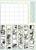 Botero Drawing Activity Present Tense