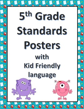 Both 5th Grade Math and Language Standards
