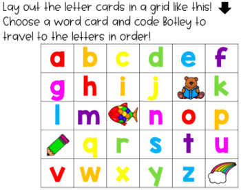 Botley the Coding Robot: Coding with Sight Words