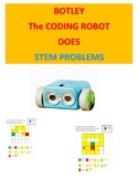 Botley the Coding Robot does S.T.E.M. Problems